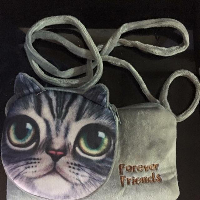 6f25bb2b23 Download Now. ProductImage. 3d cat sling bag