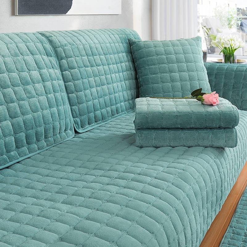 Sofa Cushion Autumn Winter Plush