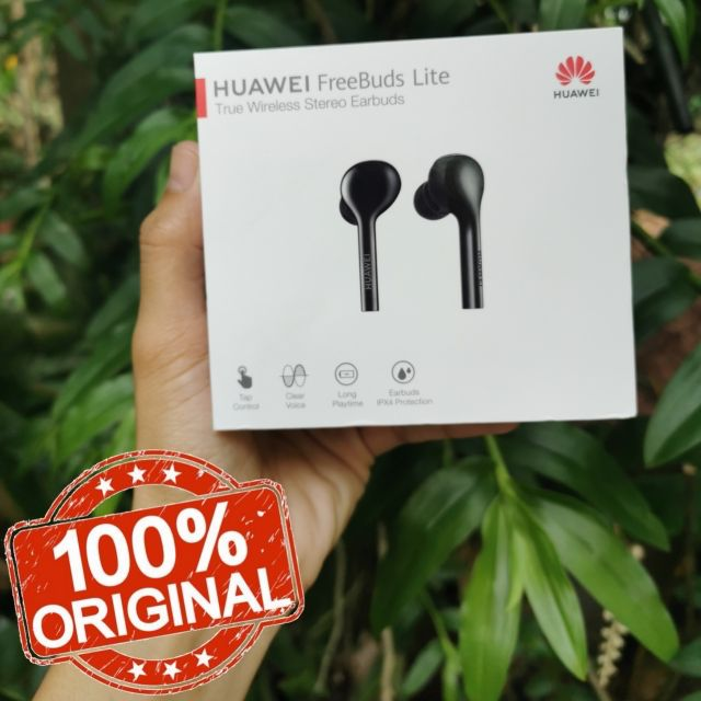 Huawei Freebuds Lite White Original Lowest Price Shopee Philippines