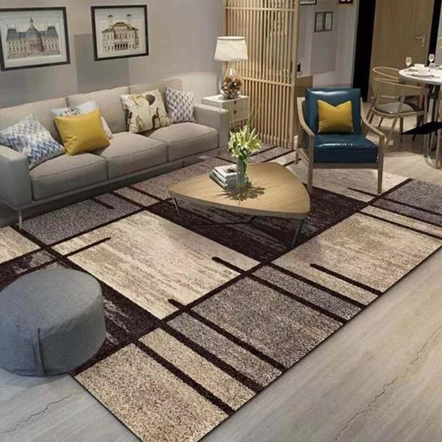 Living Room Carpet Home Decor Carpet Rug Shopee Philippines