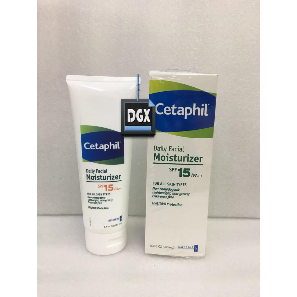 Cetaphil Daily Facial Moisturiser Spf15 Shopee Philippines Moisturizer