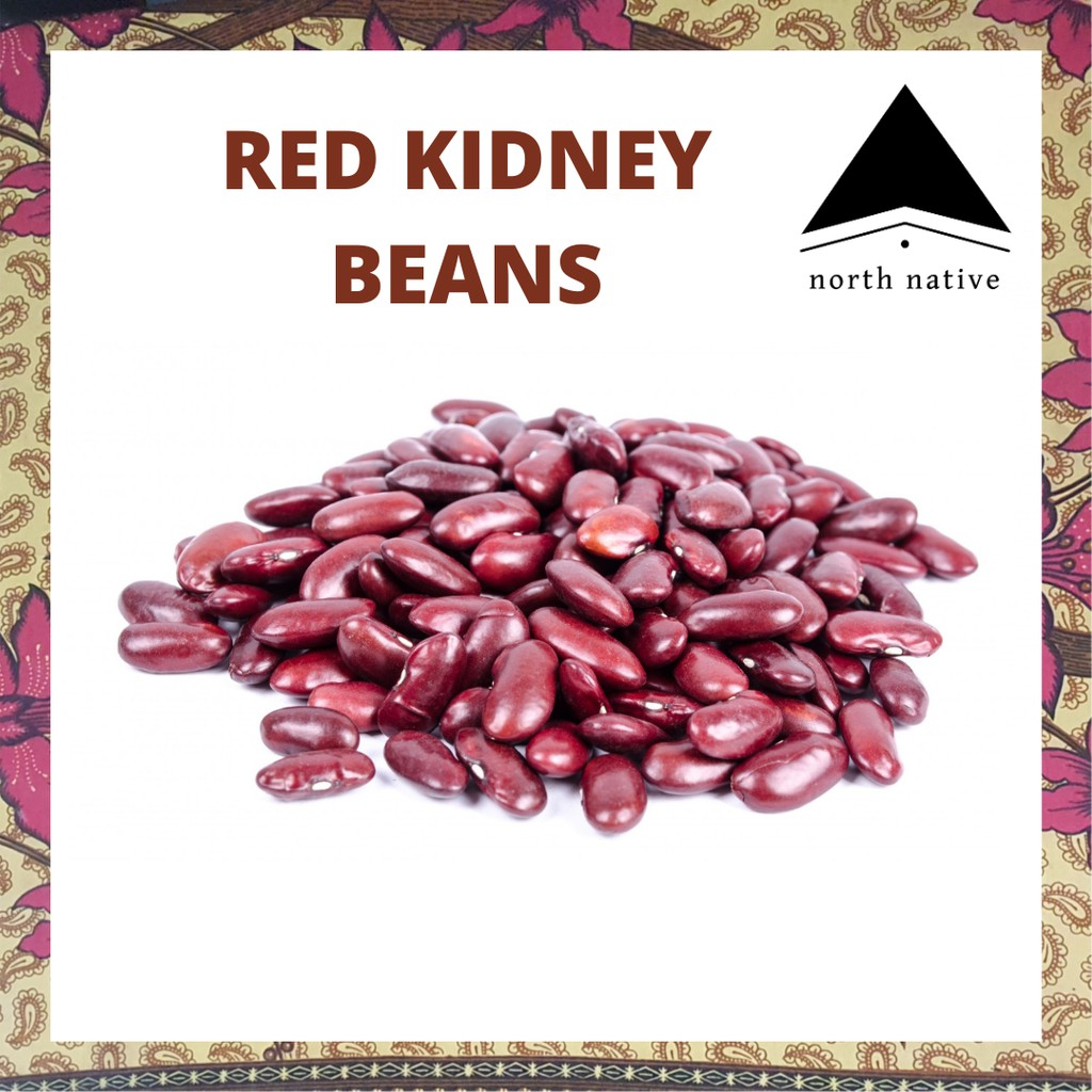 Sproutable Dried Red Kidney Beans Organic 1kg Shopee Philippines