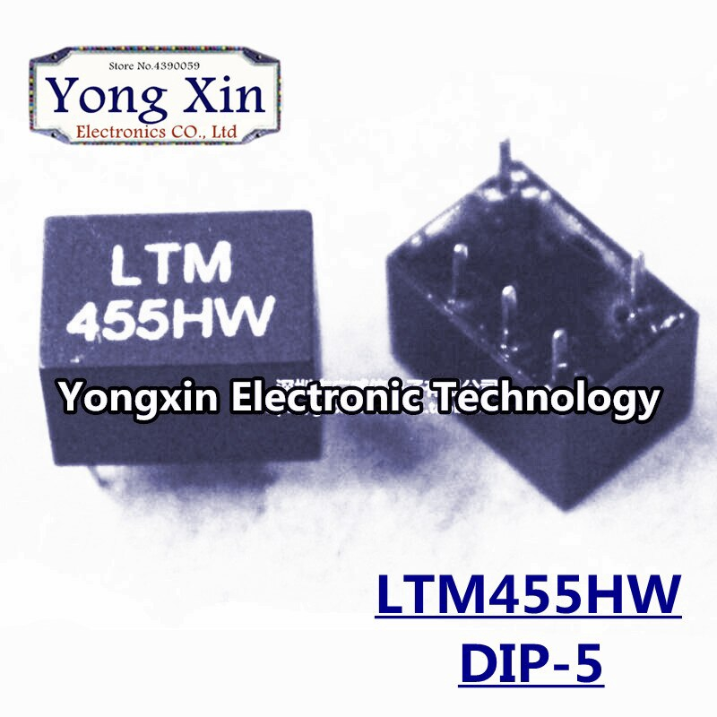 10pcs LTM455HW DIP5