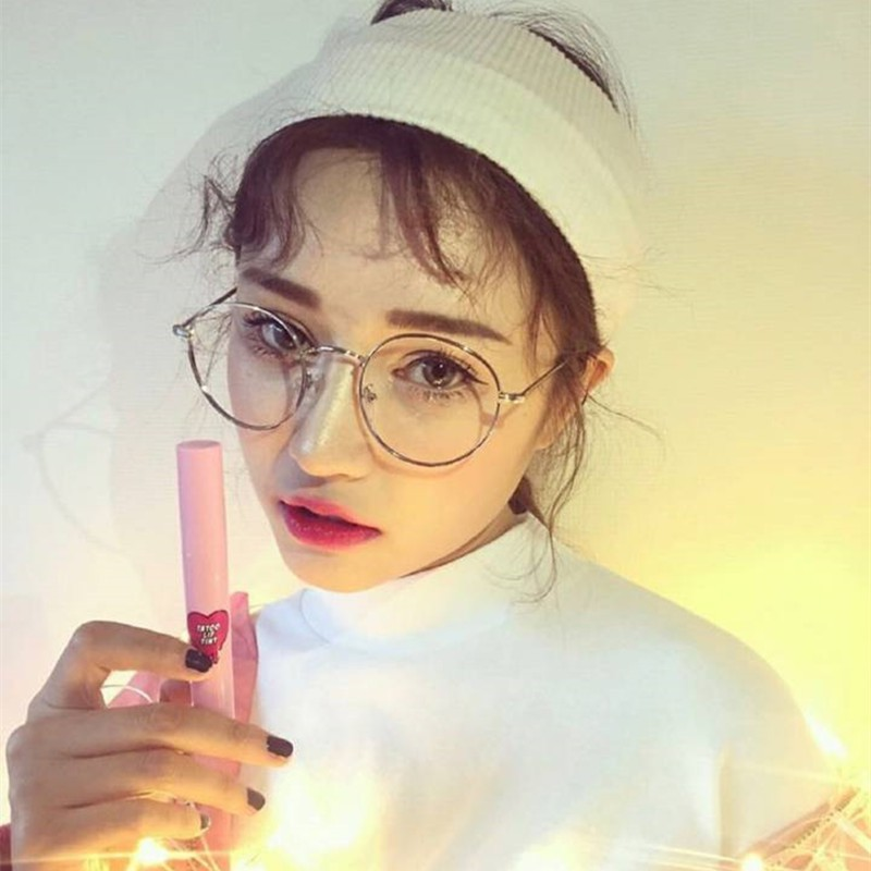 af78a96ab2 Korean star same paragraph yellow transparent sunglasses male tide retro  night vision