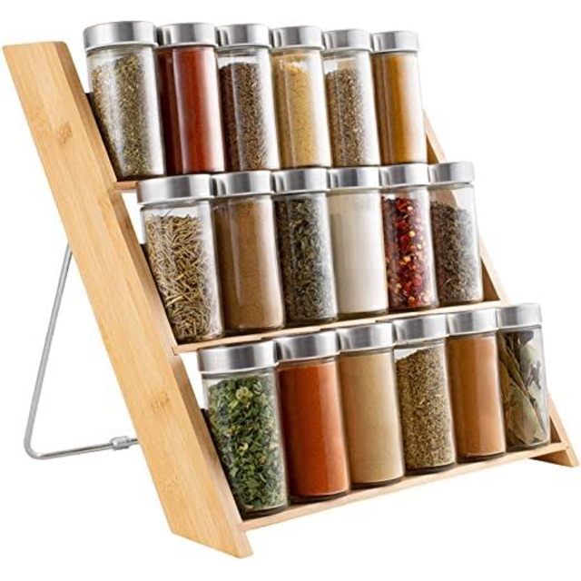 Orii 18 Jar Spice Rack With Premium Spices Included Shopee Philippines