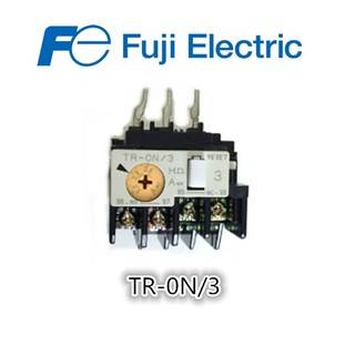 FUJI THERMAL OVERLOAD RELAY TR-0N/3 on