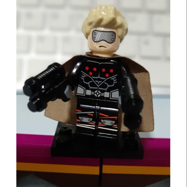 Lego -Reader DC Marvel