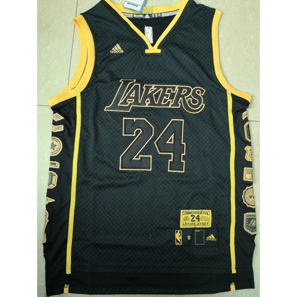 sale retailer ff224 ba573 NBA Lakers 24 Bryant Nike jersey (black, army green, blue)