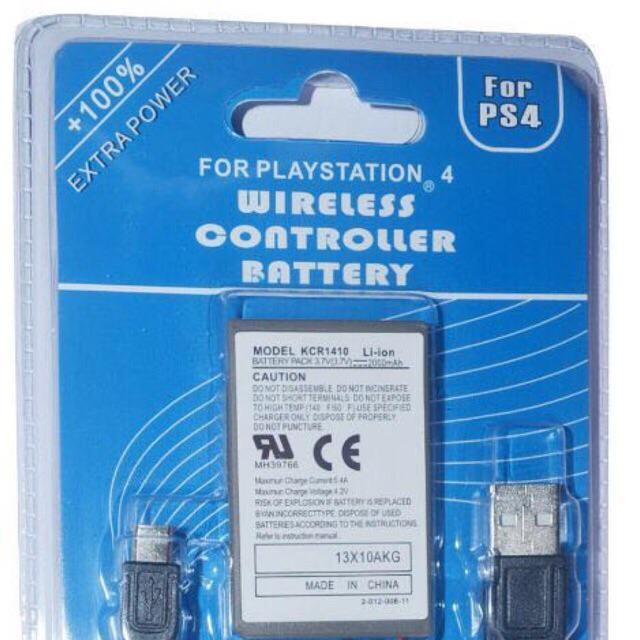 wireless controller battery for PS4 | Shopee Philippines