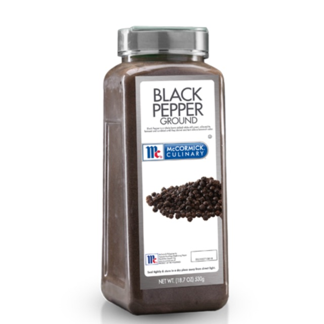 McCormick BLACK PEPPER