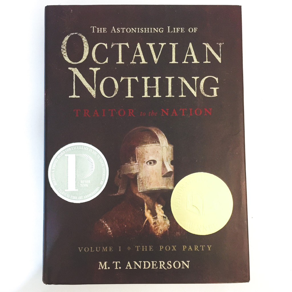 the astonishing life of octavian nothing