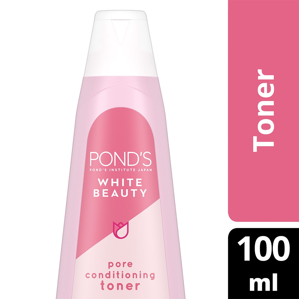 Pond S White Beauty Pore Conditioning Toner 100ml Shopee Philippines