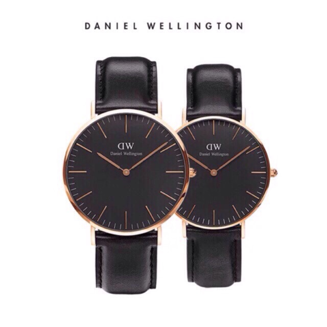 c12ab6a53 Daniel Wellington DW Watch 🍒Classic w/Interchangeable Strap | Shopee  Philippines