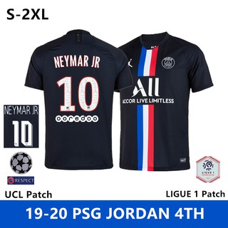 Paris Saint Germain Jersey Home 20 21 Grade Aaa Size S Xxxl Men Football Jersey Psg Soccer Jersey Shopee Philippines