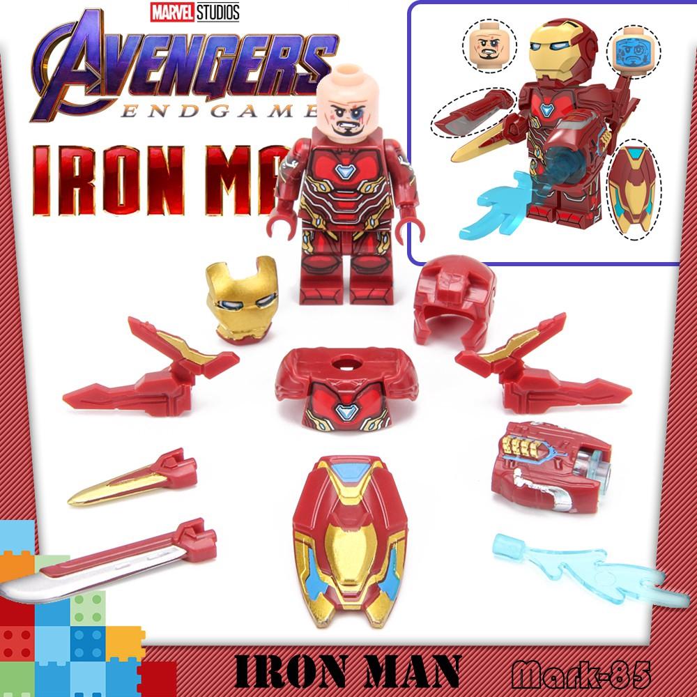 Marvel Avengers 4 Iron Man Marvel Avengers Hulk