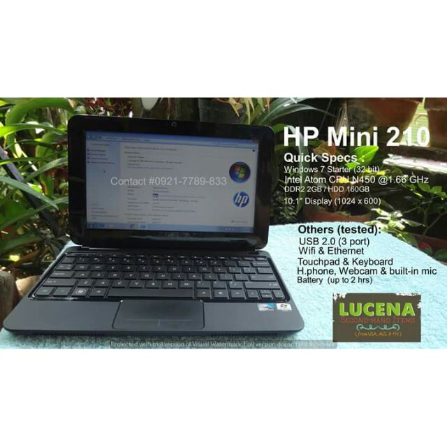 HP MINI 210-1010EJ NOTEBOOK WEBCAM DRIVERS FOR MAC