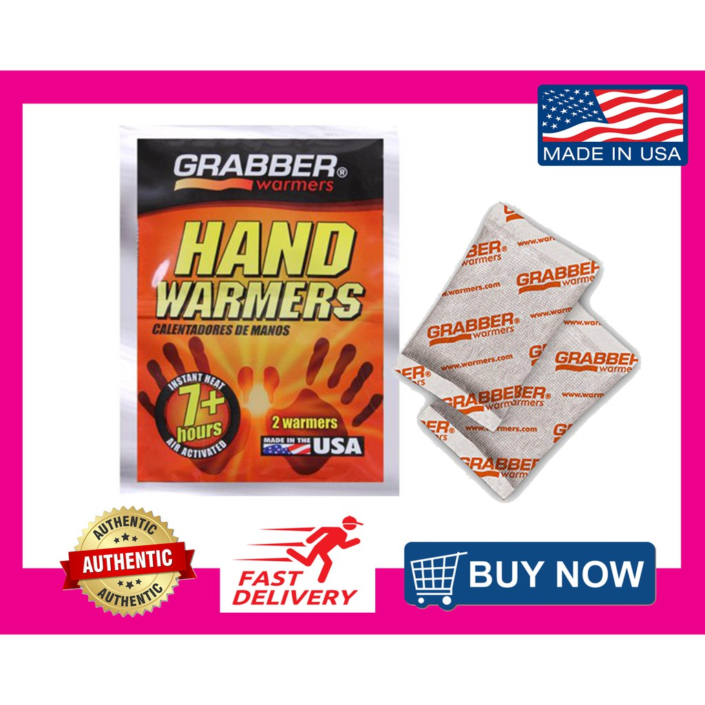 GRABBER 7 Hour Hand Warmer