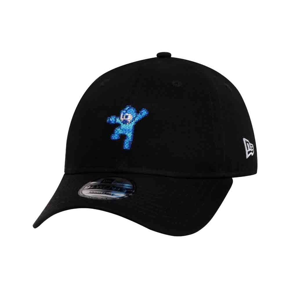 e23318bb New Era Megaman Pixel Black 9TWENTY Cap