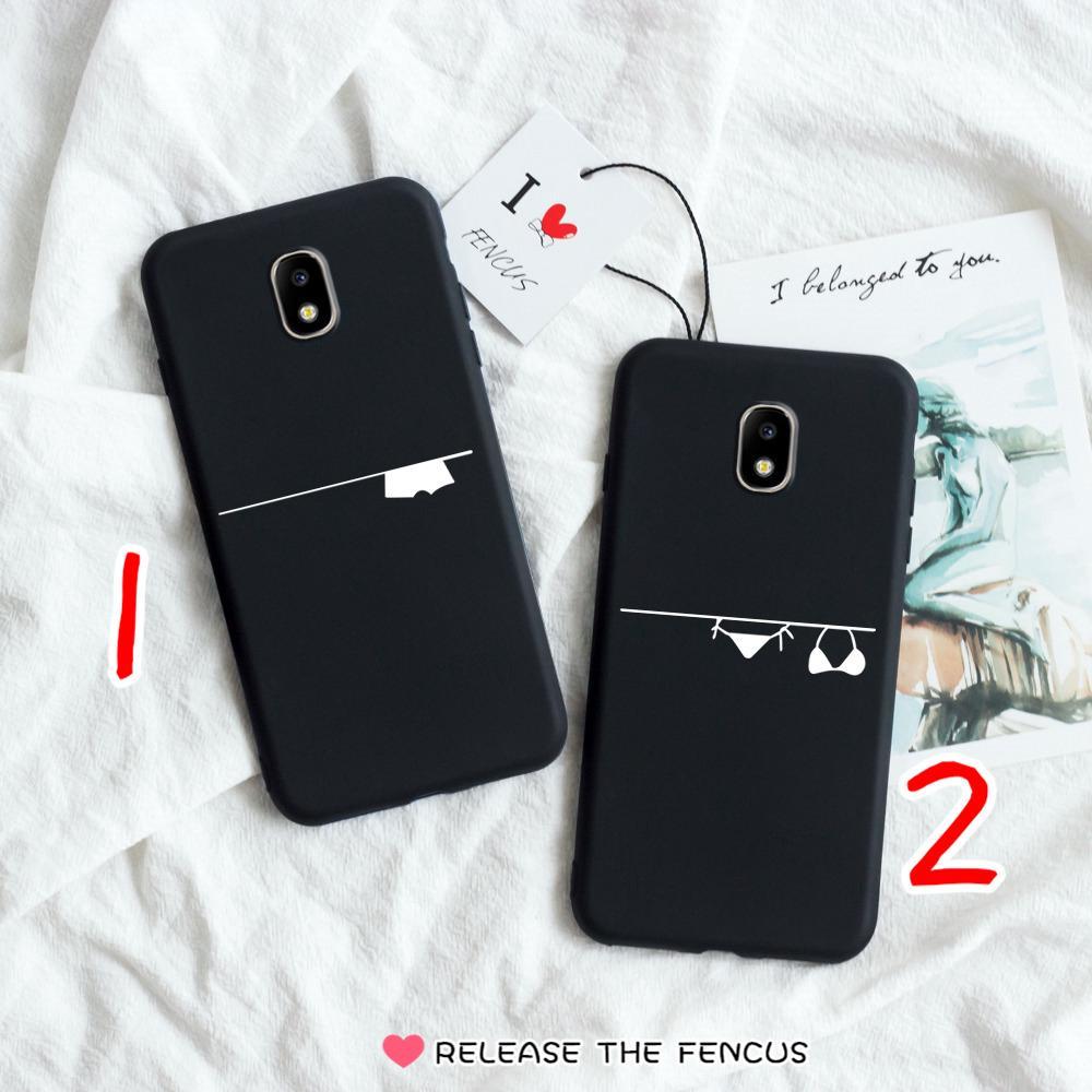 Samsung Galaxy J5 J7 2016 J7 Pro J7 Prime Cover Couple Case