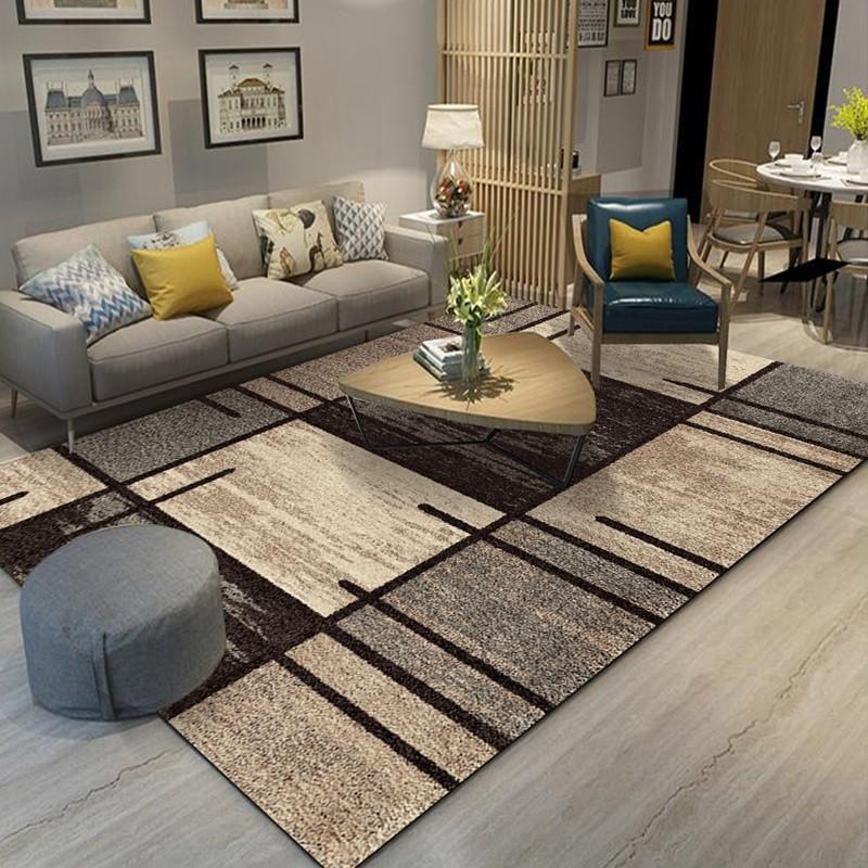 Room Sofa Rug Living Simple Modern