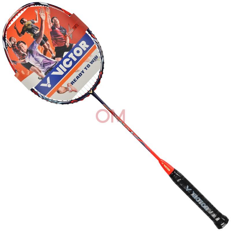 Victor THRUSTER K 9900 Full Carbon Single Badminton Racket ...