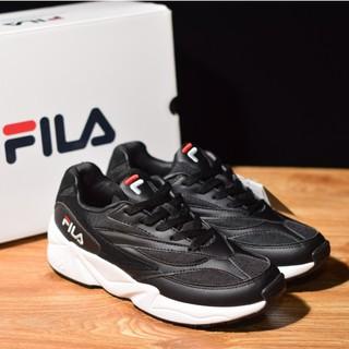 Original Authentic Fila Venom 94 Men's Black Sport Shoes