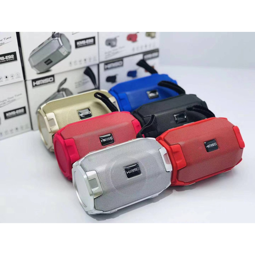 KMS-E92 Mini wireless portable Bluetooth speaker