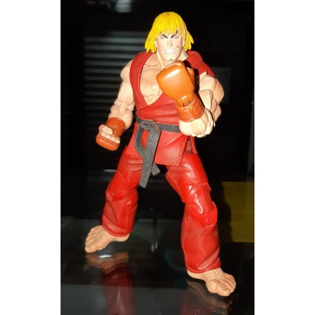 Ken Street Fighter Iv Action Figure Shopee Philippines