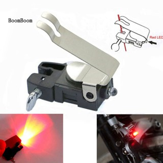 Durable Bike Brake Light Mount Tail Rear Bicycle Cycling LED Safety Warning Lamp