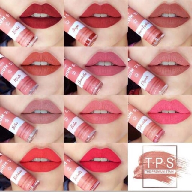The Premium Stain MATTE Stain BUY ANY 3 GET FREE ROREC FACE MASK