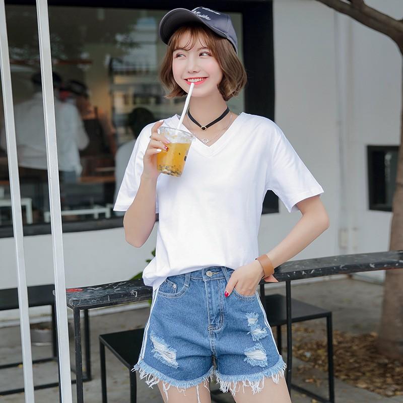 Mic Korean version 2019 new female T-shirt  Y900002  72404e0d26b8
