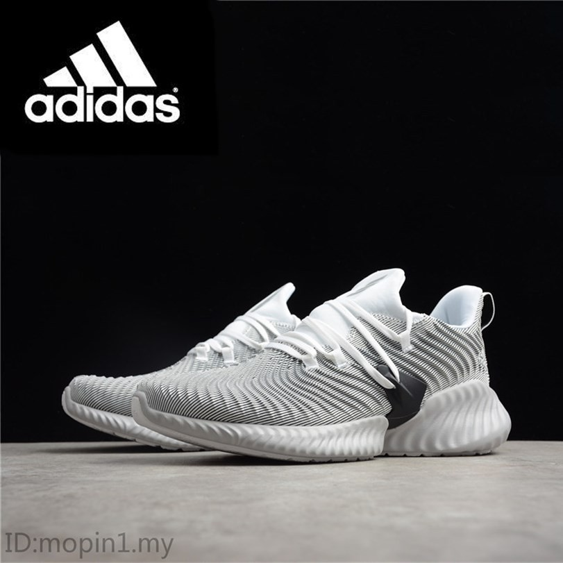 2019 New Adidas alphabounce 2 Fashion Casual Men Running shoes Ready stock