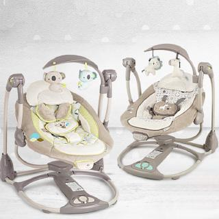 Pleasant Baby Multi Function Music Electric Swing Appease Rocking Chair Baby Cradle Squirreltailoven Fun Painted Chair Ideas Images Squirreltailovenorg