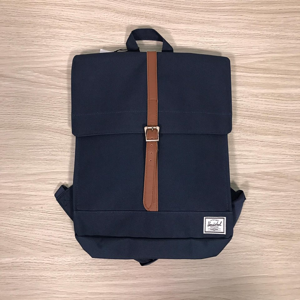 Herschel City Backpack   Mid-Volume 10.5L Cobalt Crosshatch   Shopee  Philippines 66be4eb4dd