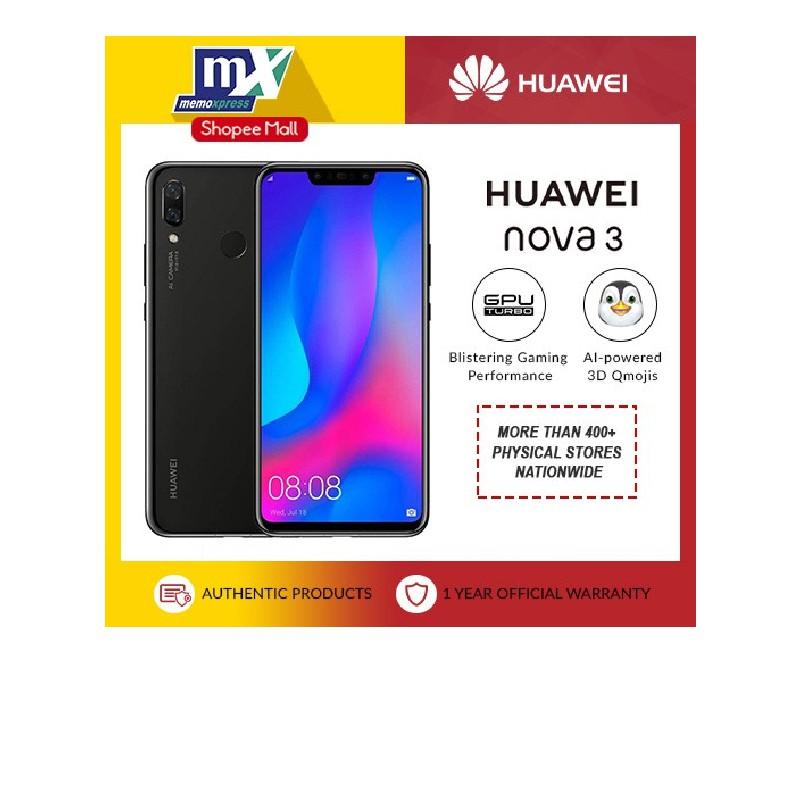 Chance to win Huawei Nova 3