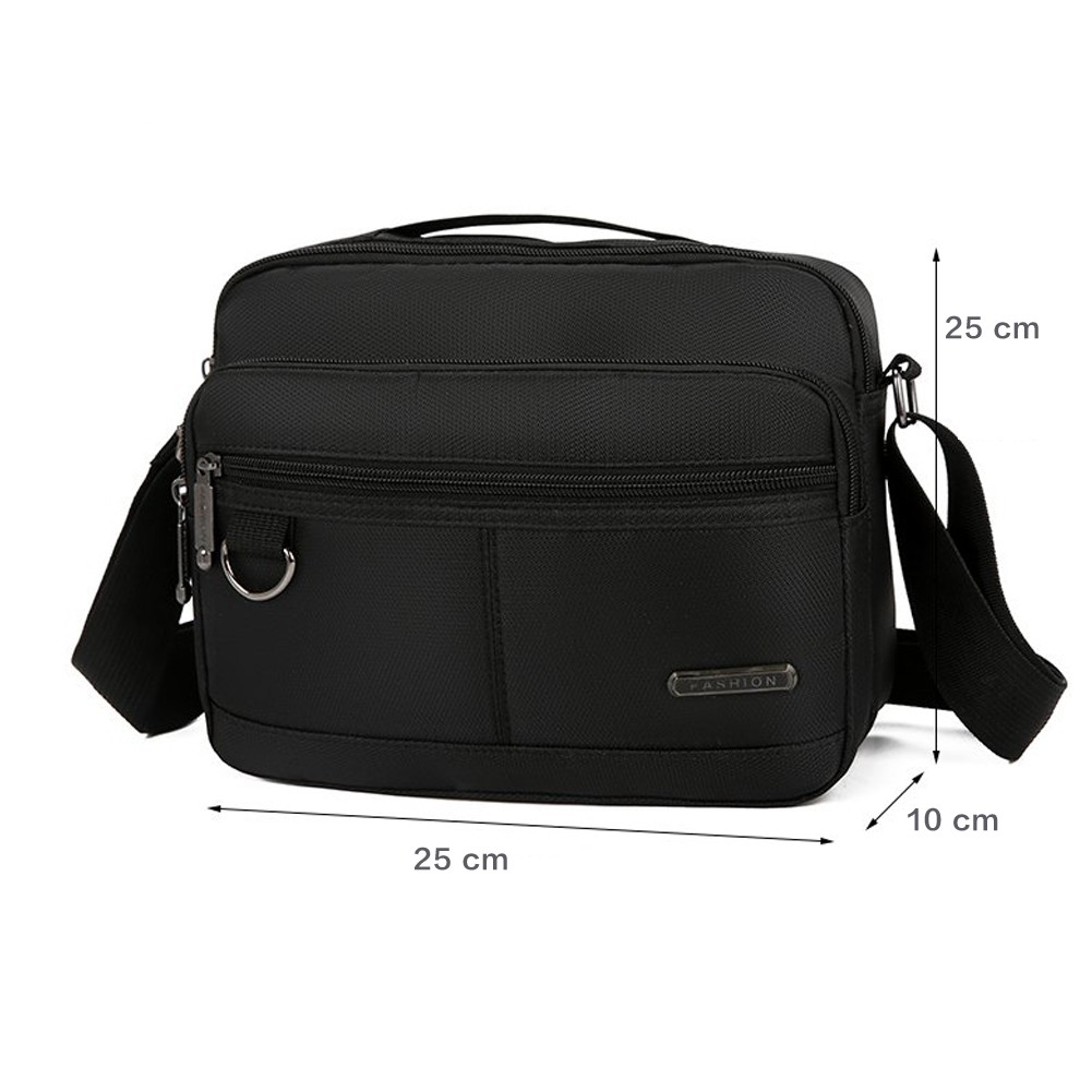 Color : Green Backpack Handbag Casual Business Briefcase Shoulder Strap Crossbody Messenger Bag