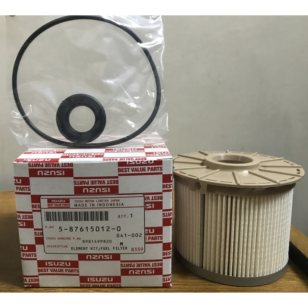 Fuel Filter Dmax 4jh1 4ja1 Trooper 4jg2 Shopee Philippines Isuzu Filters