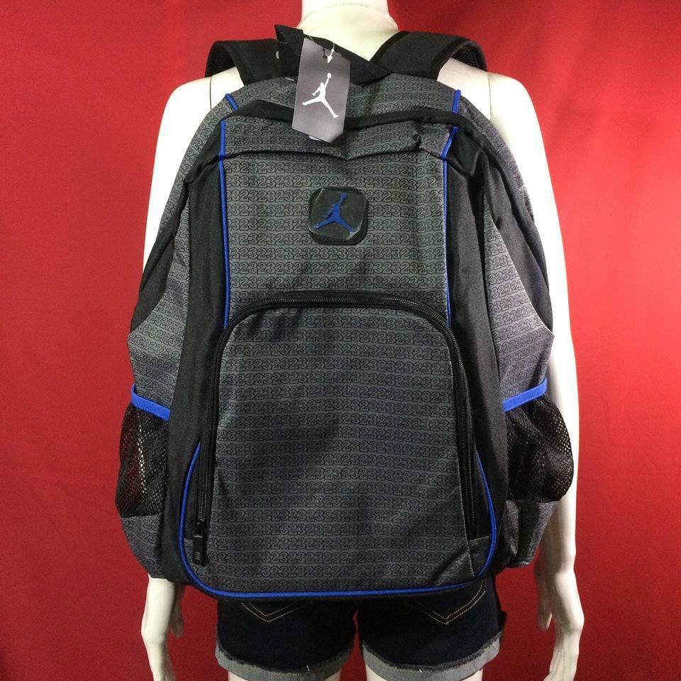 Nike Air Jordan Jumpman 23 Backpack   Shopee Philippines 333db9c4d5