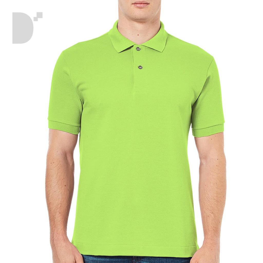 a02536a0a834f Lifeline Polo Shirt (Avocado Green)