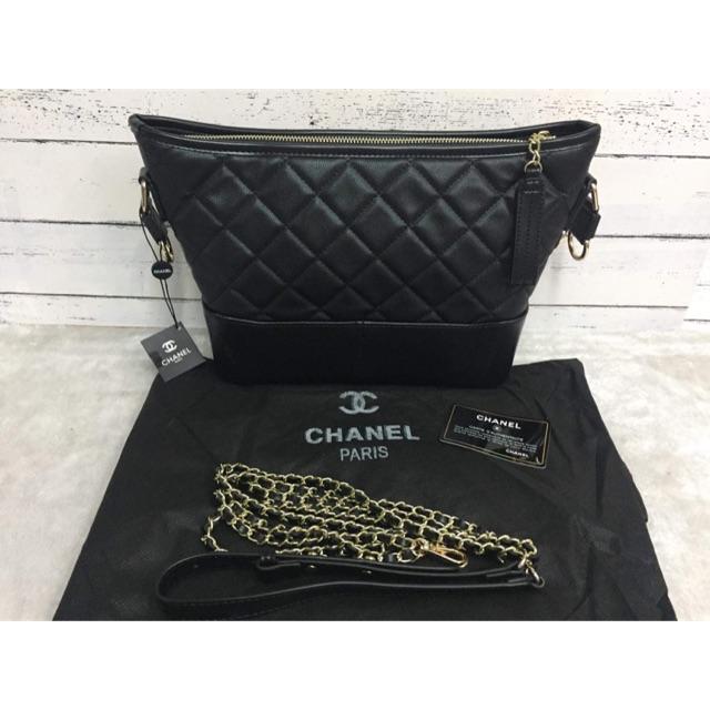 07134c8f5fb3c3 RARE Chanel Tote Bag VIP GIFT | Shopee Philippines