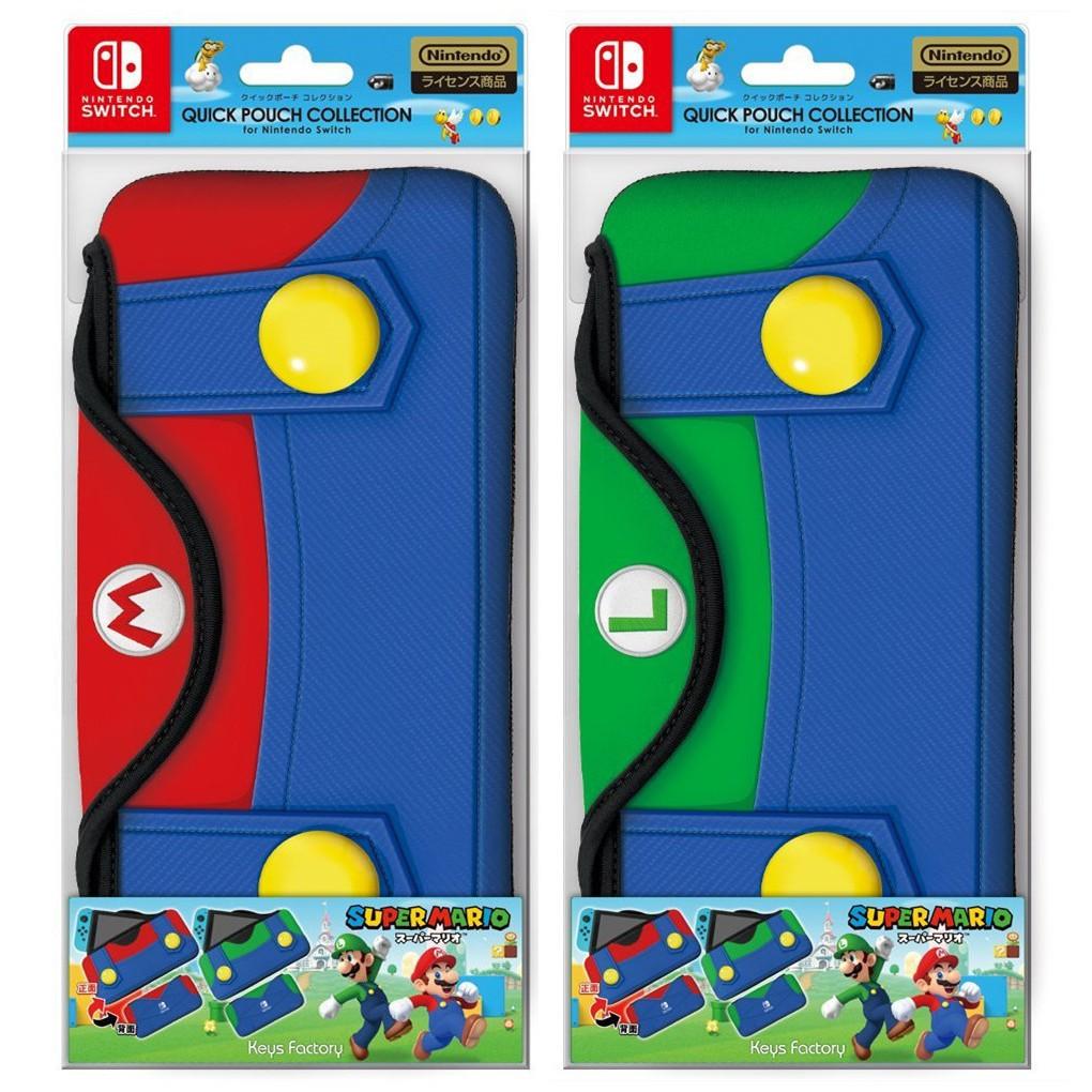 Nintendo Switch Host Storage Bag Soft Protection Bag Mario