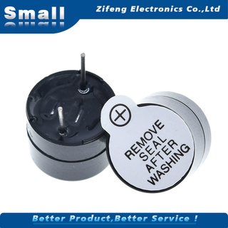 10Pcs 3V Miniature Active Buzzer Magnetic Long Continous Beep Tone 12mm x 9.5mm