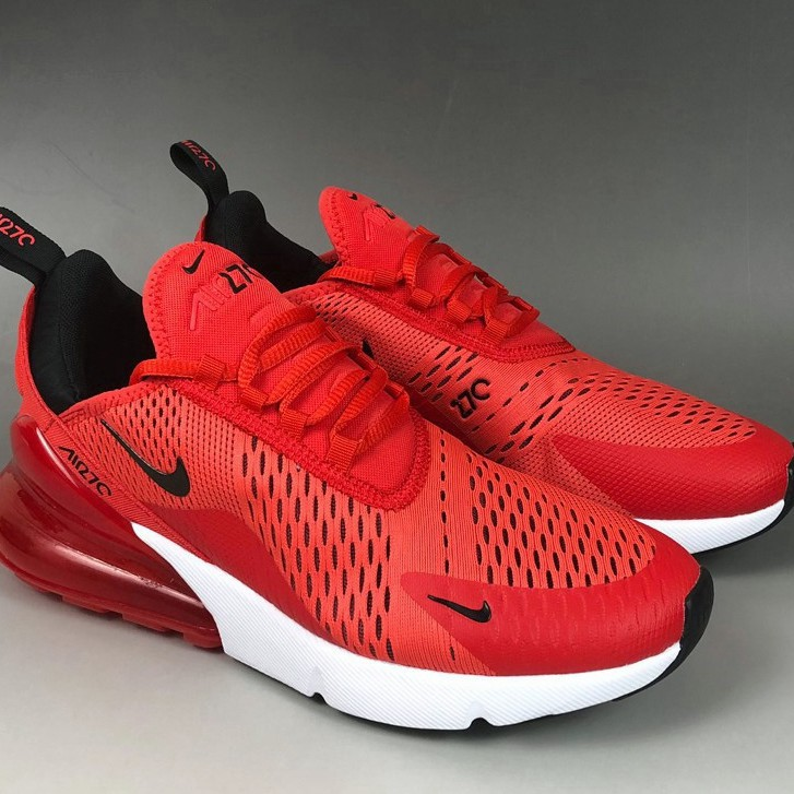 Nike Air Max 270 Habanero Red Men's Trainers Limited Stock