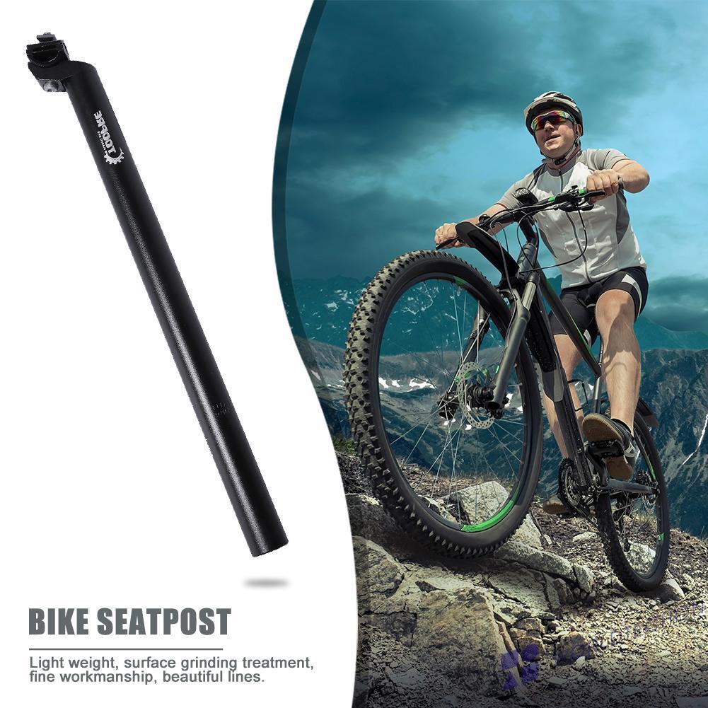 Aluminium Alloy Cycling Mountain Bike Seatpost Saddle Tube Bicycle Seat Post