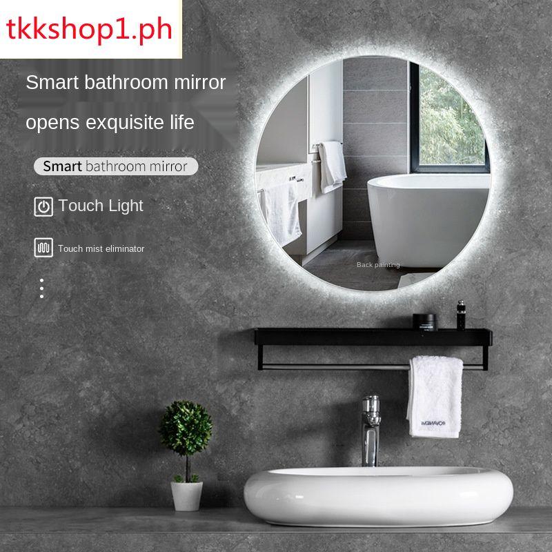 Led Mirror Intelligent Bathroom, Defog Bathroom Mirror