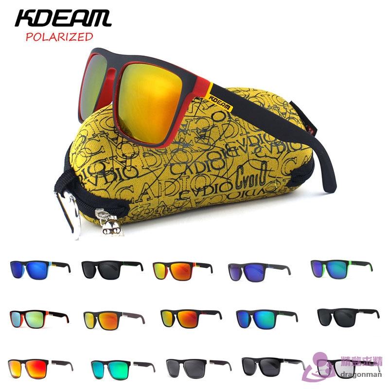 5db67742b ♛SM KDEAM Polarized Sunglasses Retro Outdoor Sport Driving Cycling Sun  Glasses Eyewear | Shopee Philippines
