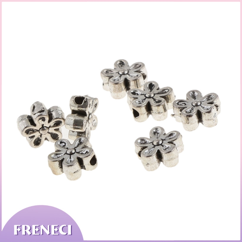 Retro Tibetan Silver Alloy Angel Wings DIY Jewelry Making Charm Beads Spacer I