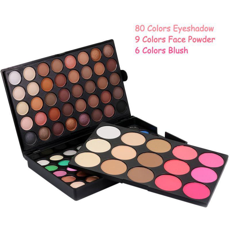 95 Colors Eye Shadow Makeup Palette