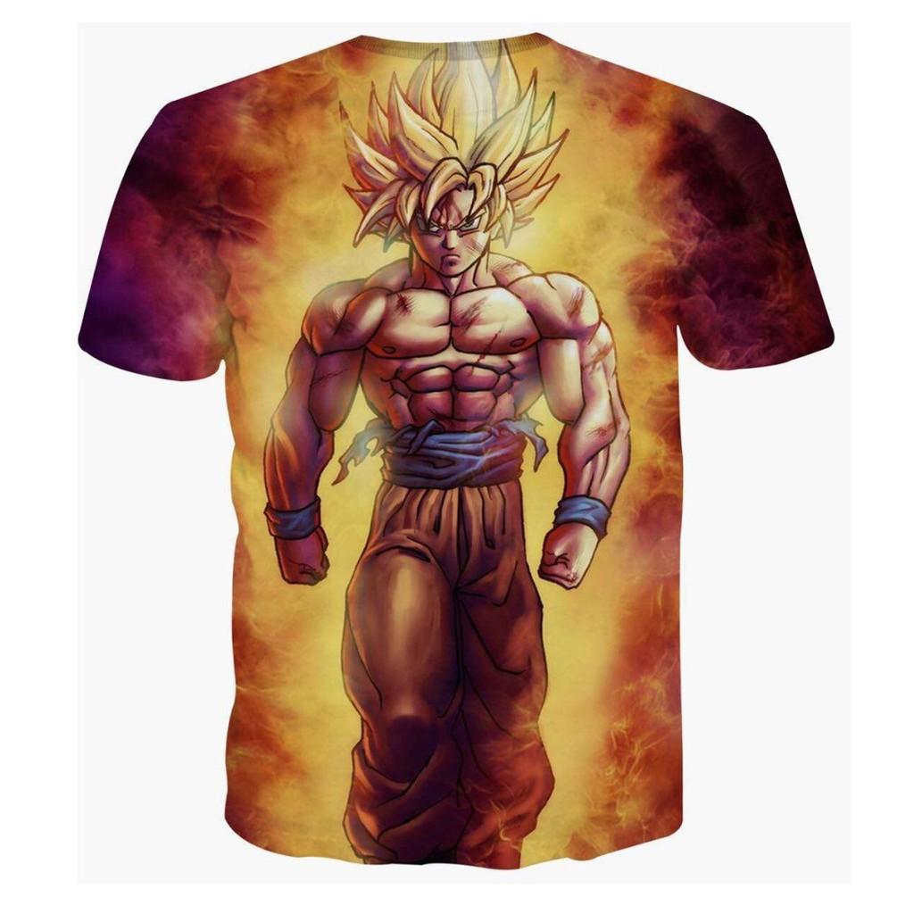 069146eac8c Little Saiyan Son Goku Dragon Ball Z Master Roshi Japan Anime Geek Men T  Shirt Black