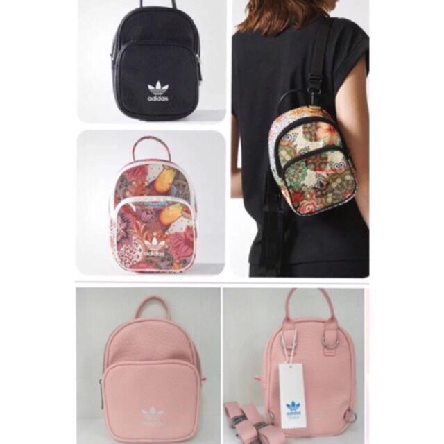 Cod original adidas mini backpacksling bag